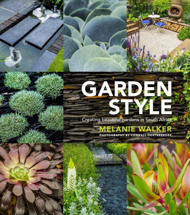 Garden Style - a beautiful coffee table book (by Melanie Walker)