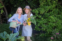 Walkabout | Saxon Hotel Garden with Linda Galvad and Melanie Walker | Sunday 14 October 2018