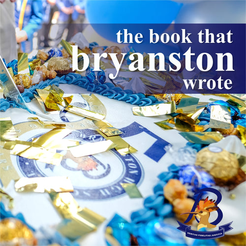 The (Recipe) Book That Bryanston Wrote