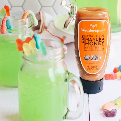 Summertime Bug Juice with Manuka Honey