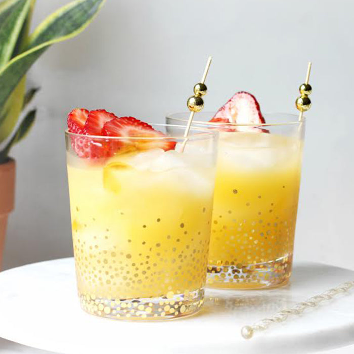 Bourbon Buzz Punch