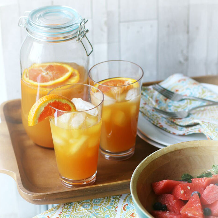 Orange Manuka Honey Iced Tea