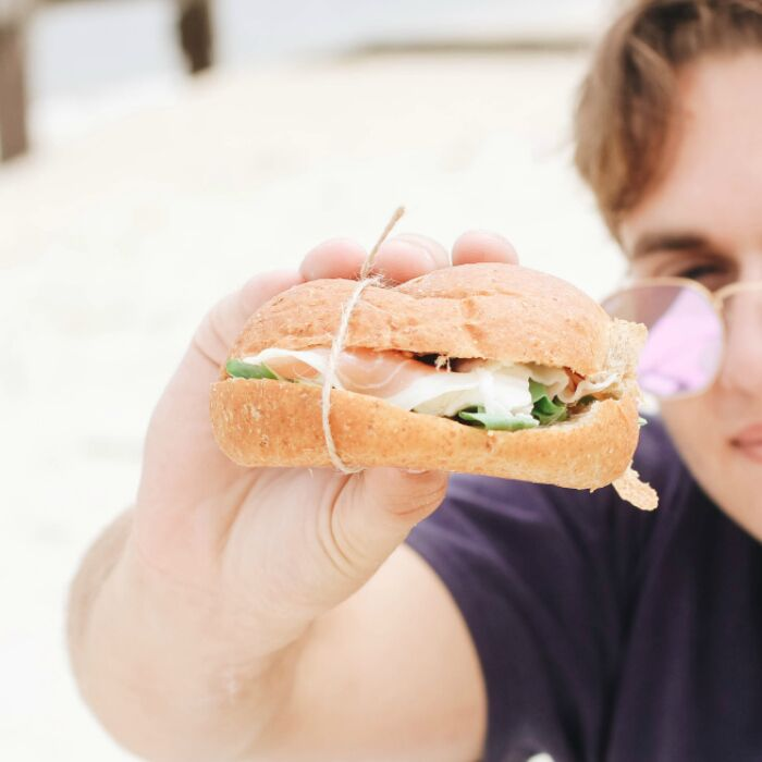 Beach Sandwiches