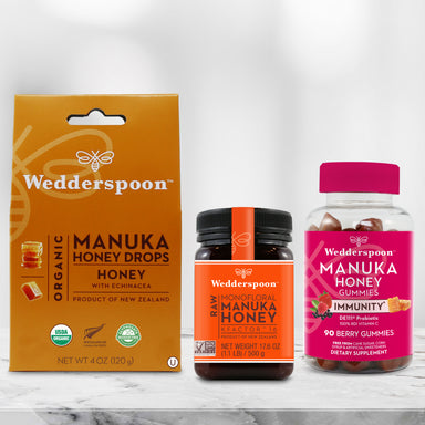 Wedderspoon Immunity Bundle