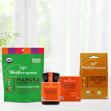 Wedderspoon Honey Lover Bundle