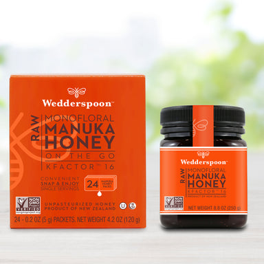 Wedderspoon Manuka Essentials Bundle 1