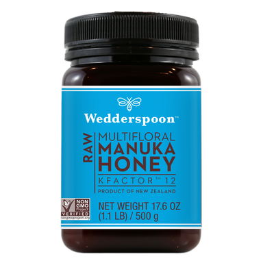 Wedderspoon Manuka Honey K12 500g