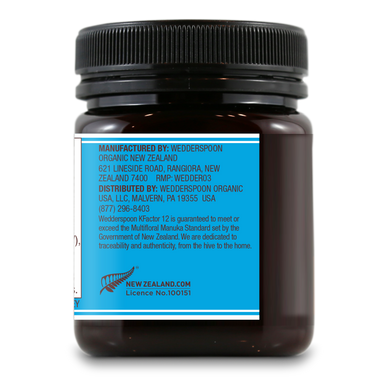 Wedderspoon Manuka Honey K12 250g 1