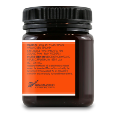 Wedderspoon Manuka Honey K16 250g 1