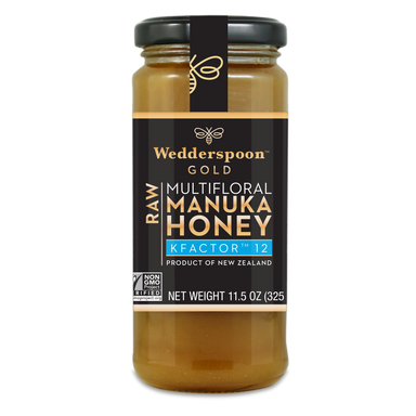 Wedderspoon Manuka Honey K12 325g