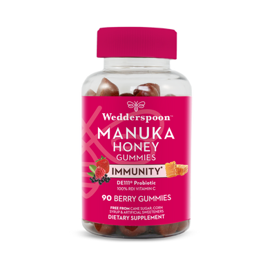 Manuka Honey Gummies Berry - Immunity Support