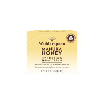 Wedderspoon Manuka Honey Hydrating Day Cream 1