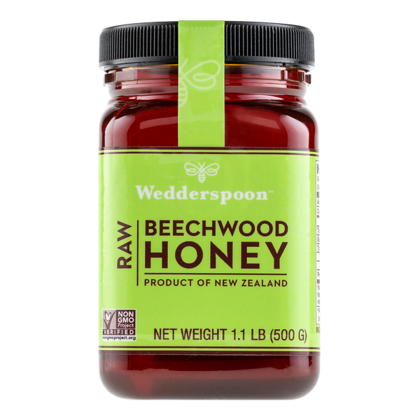 Raw Beechwood Honey 500g