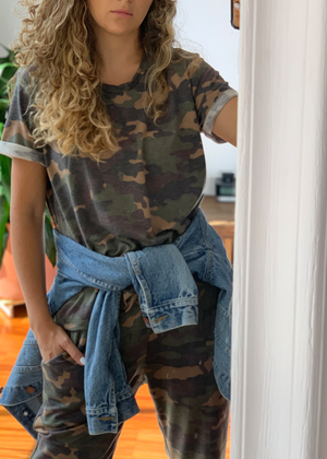 Atuendo Army  Ref At001 | Army Outfit  Ref At001