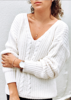 Suéter Ivory  Ref ST003 |  Ivory Sweater Ref ST003