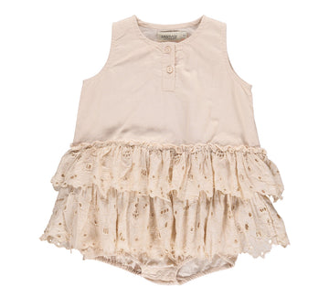 MARMAR COPENHAGEN - SS19 Rumba Baby Dress - Rose