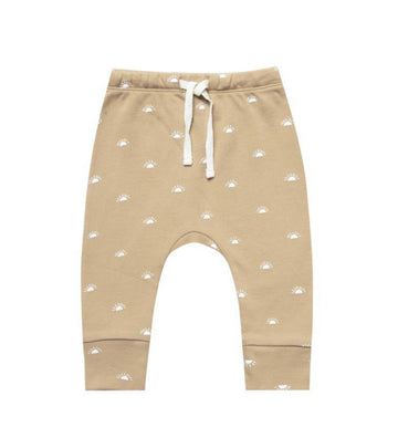 QUINCY MAE - Drawstring Pants - Honey