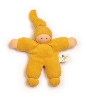 NANCHEN NATUR - Pimpel Doll - Yellow