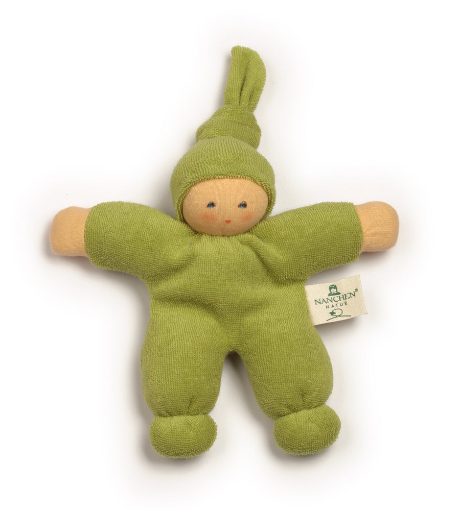 NANCHEN NATUR - Pimpel Doll - Green