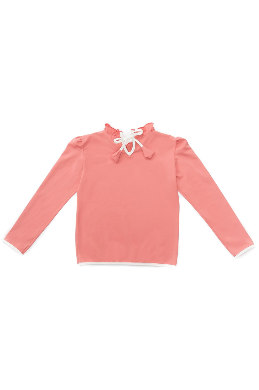 FOLPETTO - Emma Rash Guard - Coral Pink