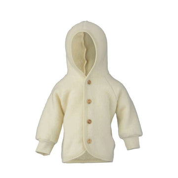 ENGEL NATUR - Hooded Jacket - Natural