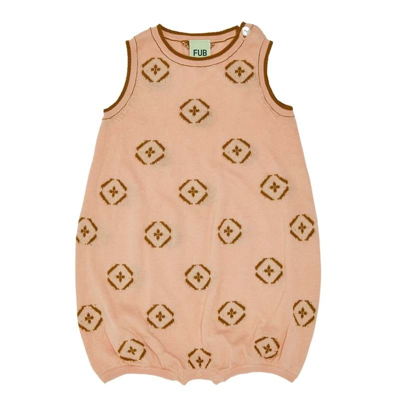 FUB - Baby Romper Suit - Rose