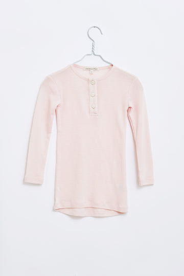 LILLI & LEOPOLD - Long Sleeve T-shirt - Pale Pink