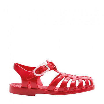 MÉDUSE - Sun Sandals - Red