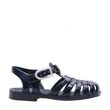 MÉDUSE - Sun Sandals - Navy Blue