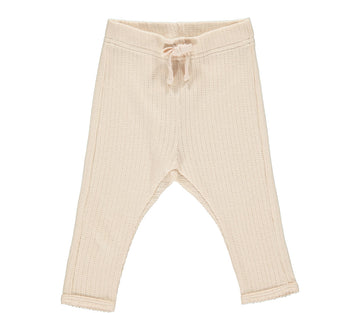 MARMAR COPENHAGEN - Pointelle Bottoms - Peach Cream