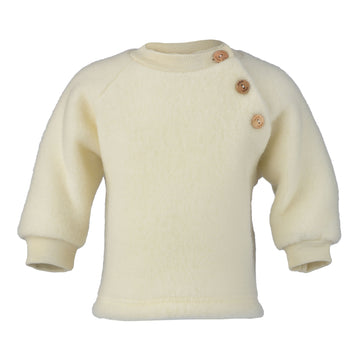 ENGEL NATUR - Raglan Sweater - Natural