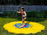 "Splash Playmat for Kids 68"" Diameter"