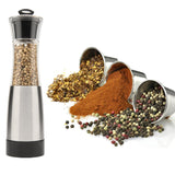 ELECTRONIC ACRYLIC SALT & PEPPER GRINDER