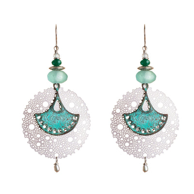 N°657 The The Sound of Waves Statement Earrings