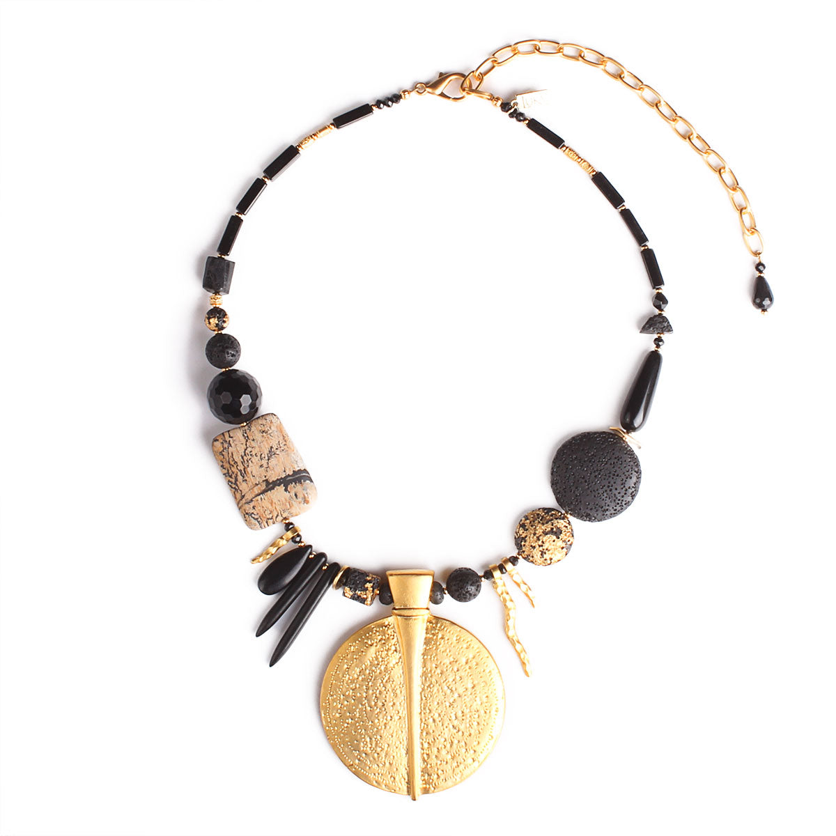 N°604 With Love from Kyoto Statement Necklace