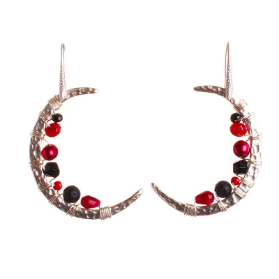 N°479 The Ministry of Awe Statement Earrings Earrings