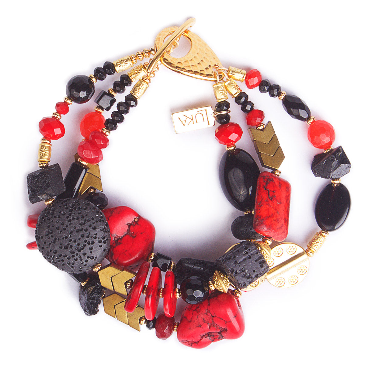 N°425/426/427 With Love from Tokyo Statement Bracelet