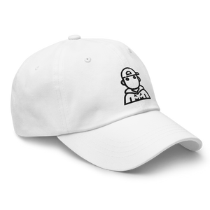 Kono Dad Hat - White