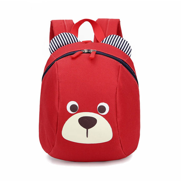 Cute Children s Backpack With Safety Harness Anti-lost School Backpacks For Baby  Toddlers Kids d5b482d7c1e3e