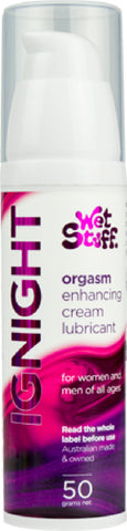 Ignight Orgasm Enhancing Cream Lubricant (50g)