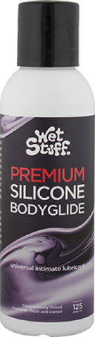 Silicone Bodyglide Premium - Pop Top Bottle (125g) Lube Sex Adult Pleasure Orgasm