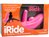 IRide Multi Speed Massager Vibraotr Dildo Dong Sex Toy