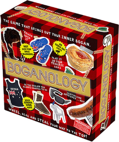 Boganology Fun Board Game For Friends Or Lovers