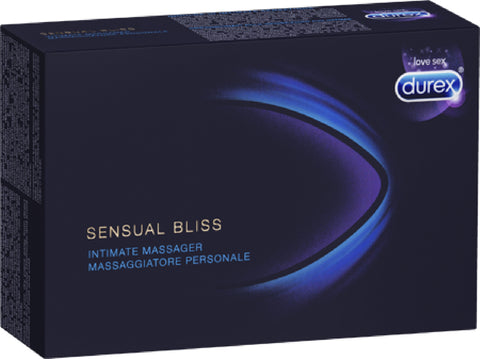 Sensual Bliss Intimate Massager Vibrator Sex Adult Pleasure Orgasm