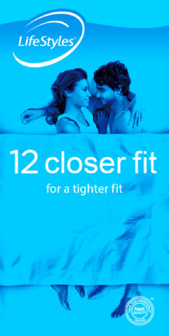 Closer Fit 12's Sex Toy Adult Pleasure