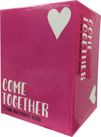 Come Together Fun Board Game For Friends Or Lovers