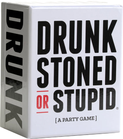 Drunk Stoned Or Stupid Fun Board Game For Friends Or Lovers