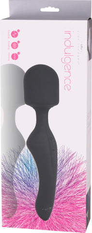 Indulgence (Black) Sex Toy Adult Pleasure