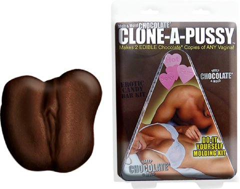 Clone-A-Pussy (Milk Chocolate) Sex Toy Adult Pleasure