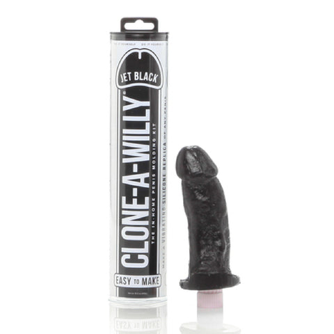 Clone-A-Willy Vibrator (Black)